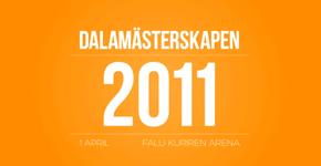 UF Dalamästerskapen 2011